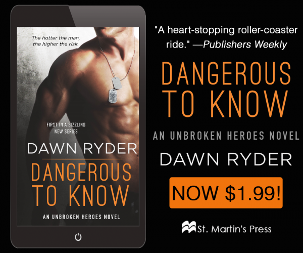 Dangerous to Know - Now only $1.99